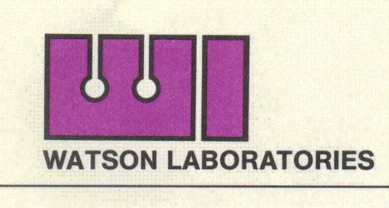 Watson Laboratories Speakers